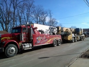 Heavy Duty Towing by Abel Brothers Towing